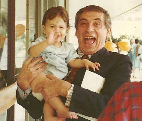Sofia & Dad